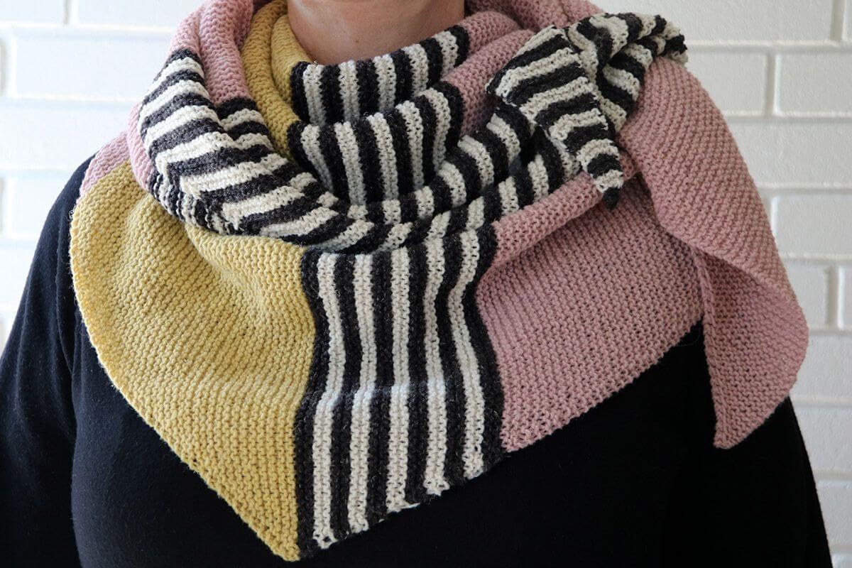 Why buy an Aboriginal scarf